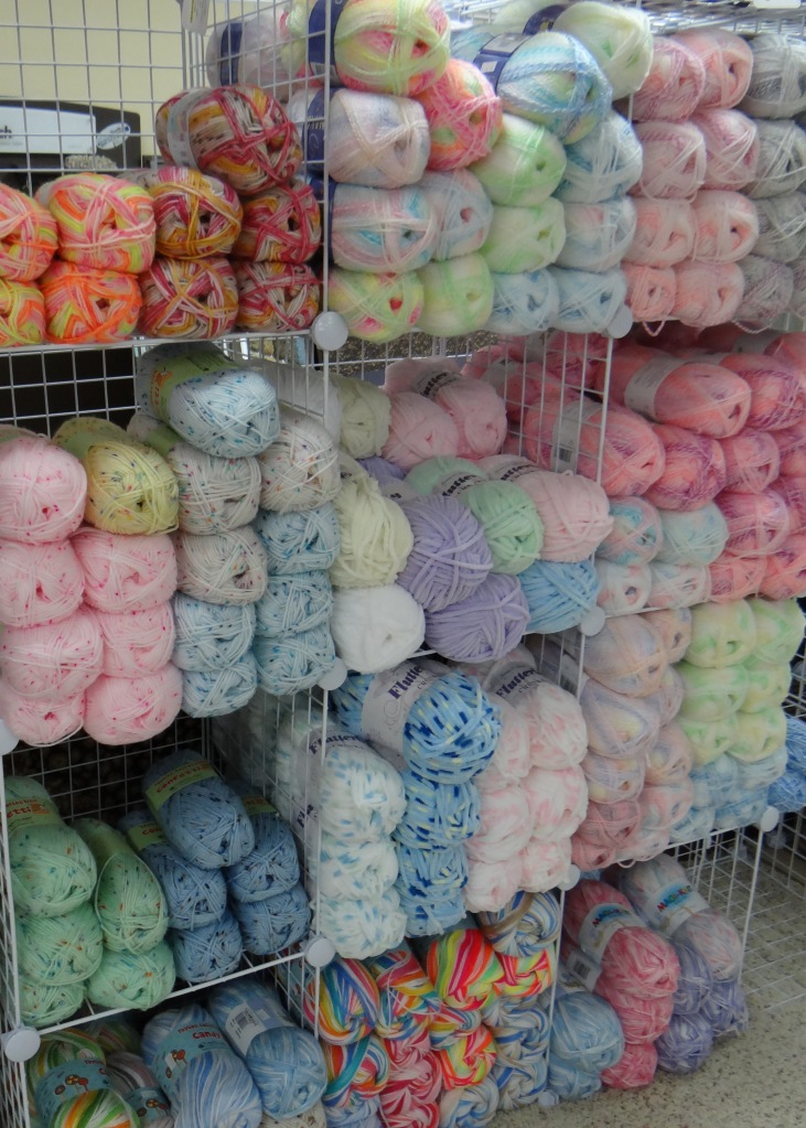Quality yarns for baby